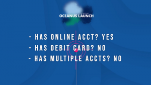 Oceanus Launch enables community banks to target customers based on their data