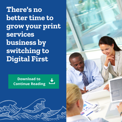 Digital first for print service providers