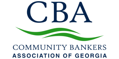 logo for the Community Bankers Association of Georgia
